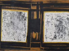 Yago, Untitled 161, 1997-2003, acrylic on canvas, 120×80, 161