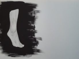 Yago, Untitled 174, 1997-2003, drawing on paper, 70×50, 174