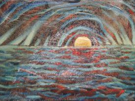 Yago, Untitled 195, 1997-2003, acrylic on wood, 70×50, 195