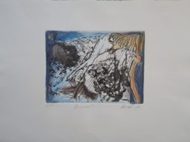 Yago, Dimensions, 1997-2003, engraving on paper, 50×35, 241