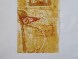 Yago, Untitled 227, 1997-2003, engraving on paper, 50×70, 227