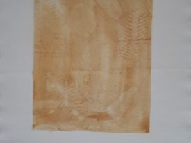 Yago, Untitled 231, 1997-2003, engraving on paper, 37.5×56, 231